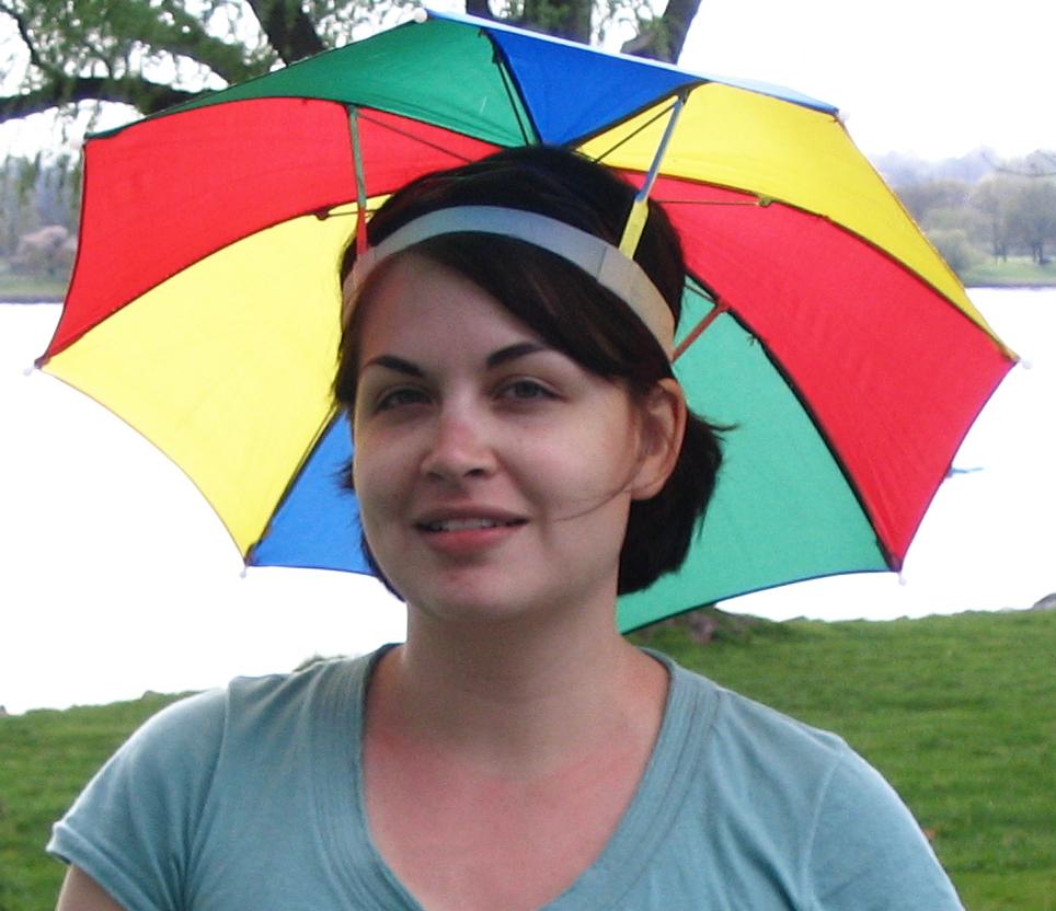 Umbrella hat - Wikipedia