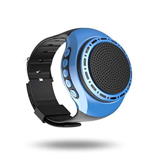 Upgraded Wireless Wrist Speaker Watch - BLUE