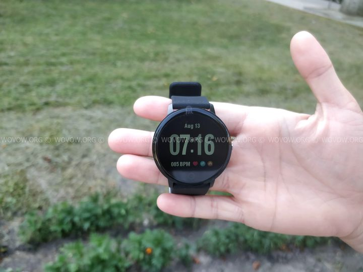 V11 Smart Watch REVIEW: Best Round Dial Fitness Tracker ...
