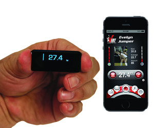 Vert is the wearable vertical leap monitor for high-flying ...