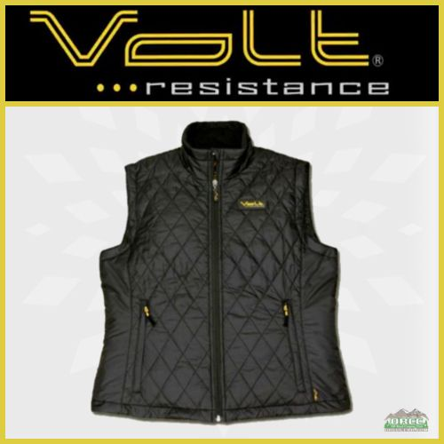 Volt Resistance   CRACOW Womens 7V insulated Heated Vest ...