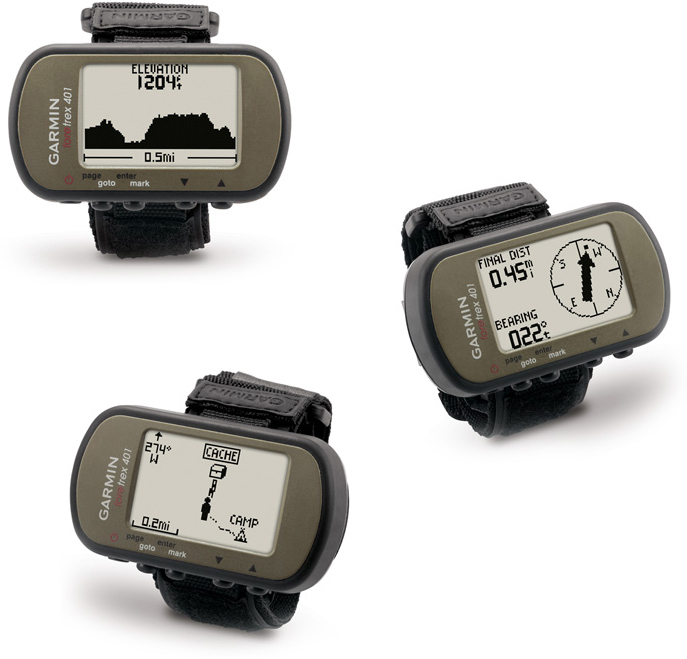Wiggle | Garmin Foretrex 401 GPS | Outdoor GPS Units