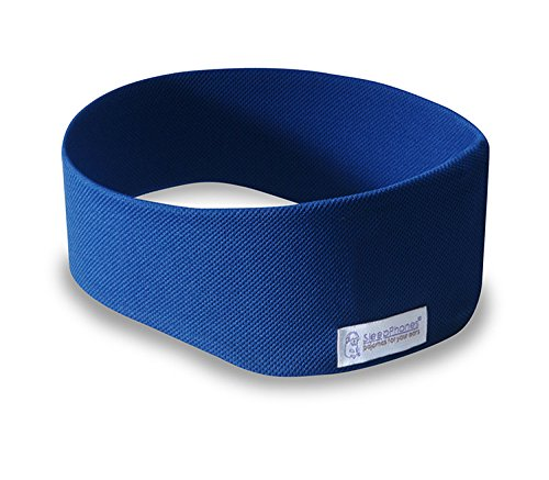 AcousticSheep SleepPhones Wireless | Royal Blue - Breeze Fabric (Size S)