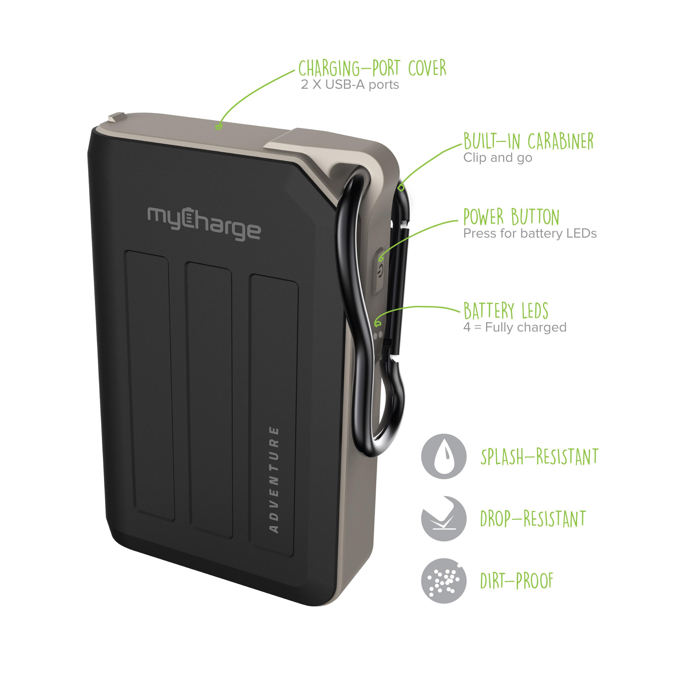 AdventureMax AVC10G AVR10G – myCharge