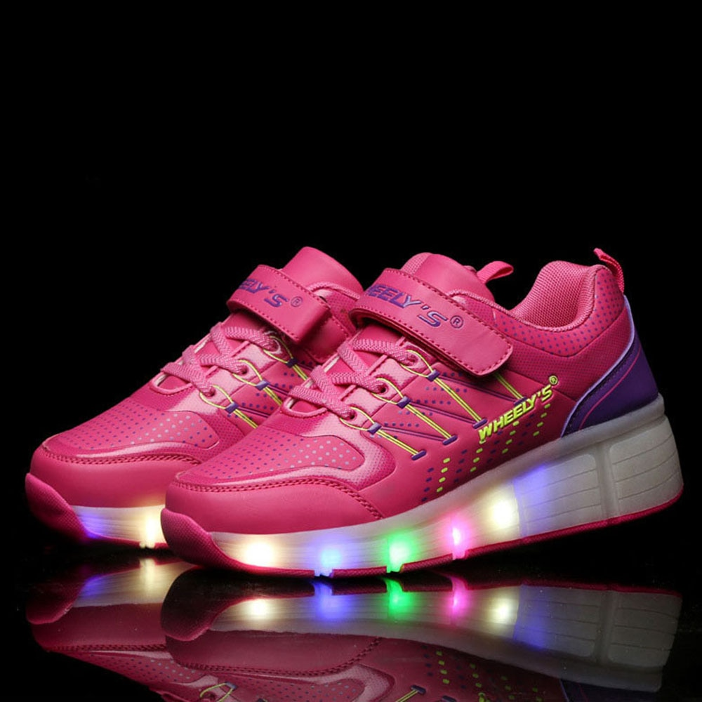 Aliexpress.com : Buy Kids Shoes Kids Glowing Sneakers LED ...