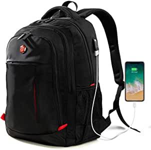 Amazon.com: Laptop Backpack, Travel Waterproof Computer ...