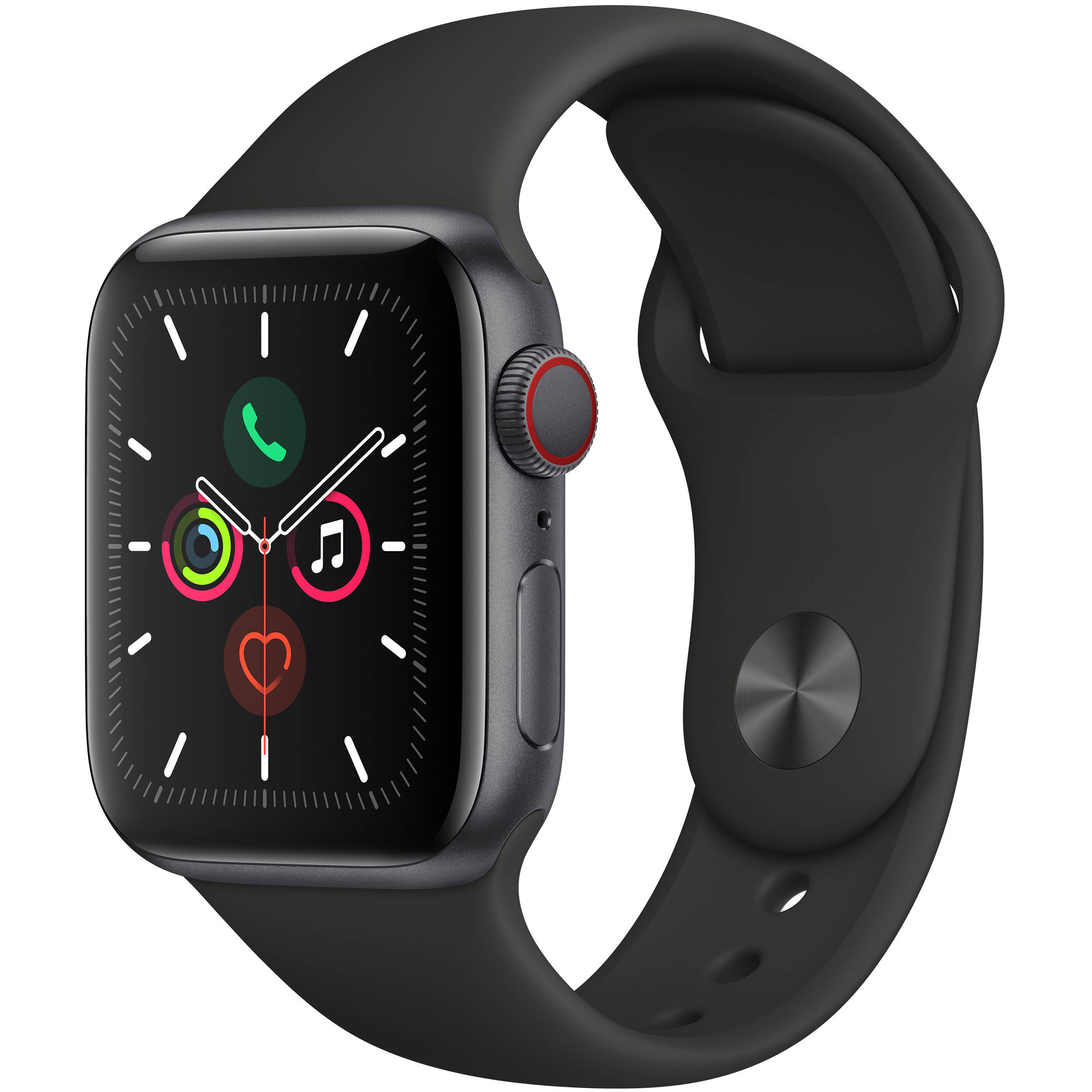 Apple Watch Series 5 MWWQ2LL/A B&H Photo Video