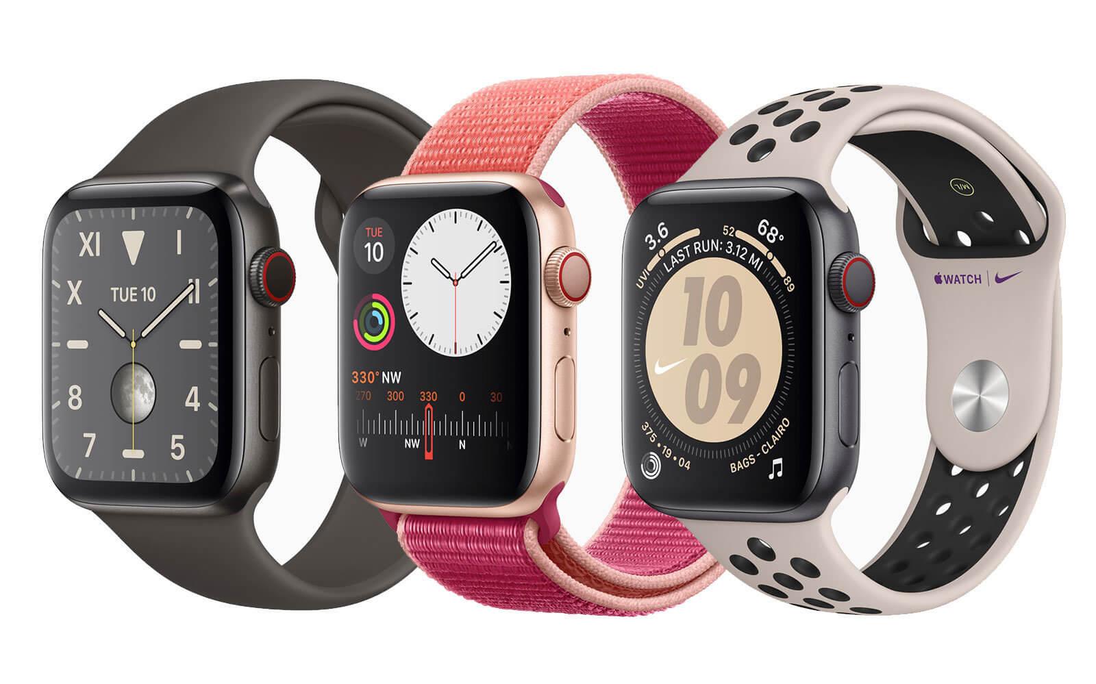 Apple Watch Series 5 Reviews - TechSpot