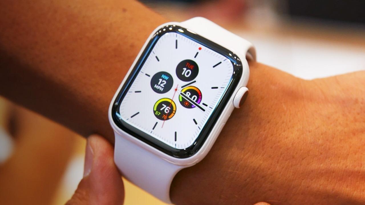 Apple watch series 5. : ThyBlackMan