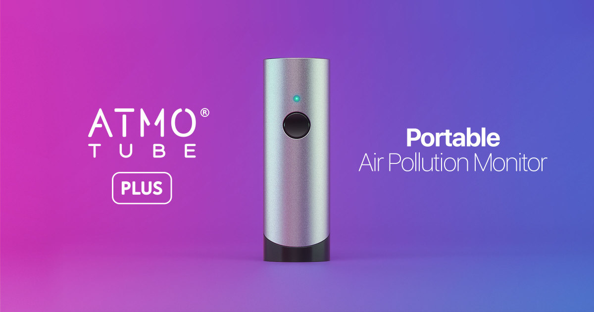 atmotube plus