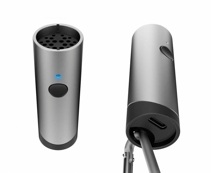 Atmotube Plus Portable Air Quality Tracker – oh that tech