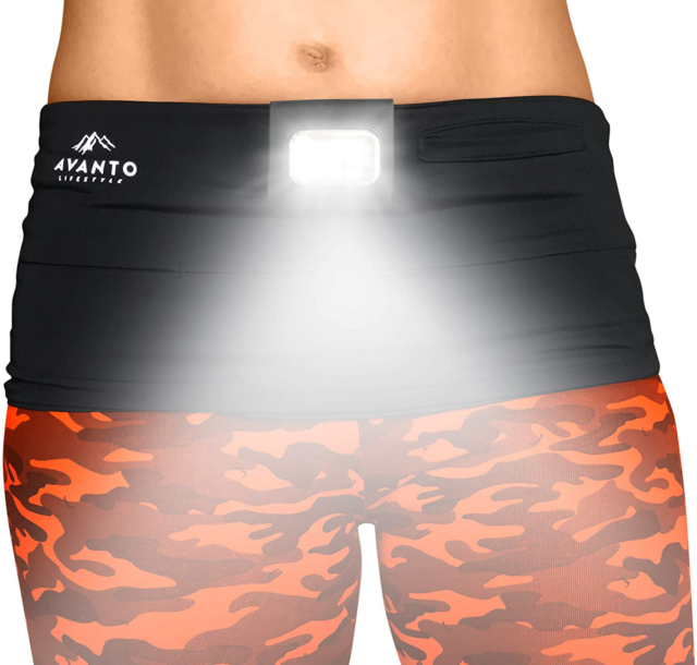 Avanto Clip On Running Light, Addon To Reflective Running ...