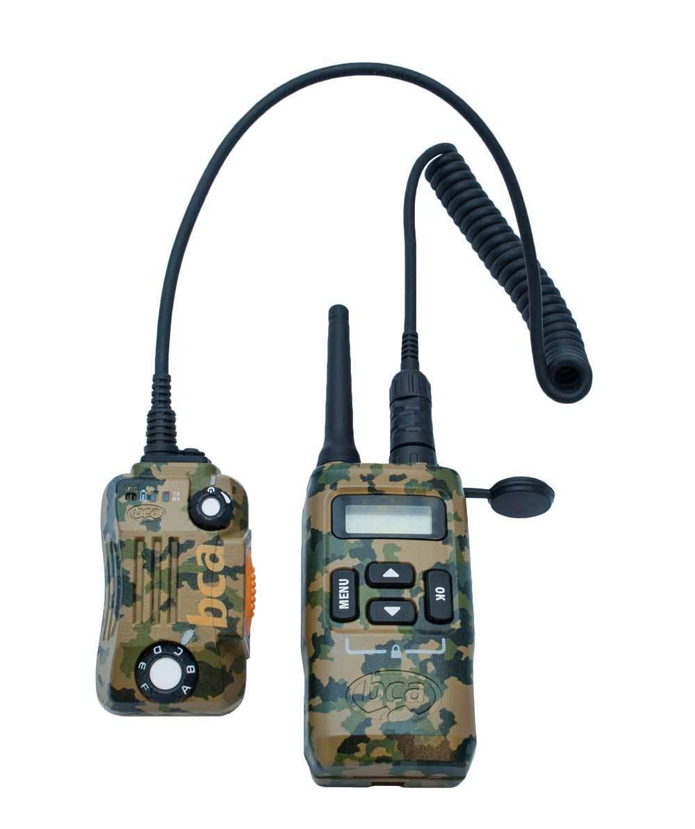 BCA BC Link Group Communications Camo Two Way Radio   Ski ...