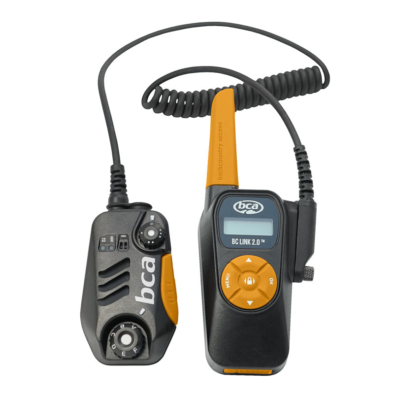 BCA BC Link Two-Way Radio 2.0 - Avalanche Safety Solutions