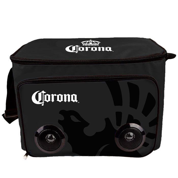 Beach Cooler Bag with Built in Speakers