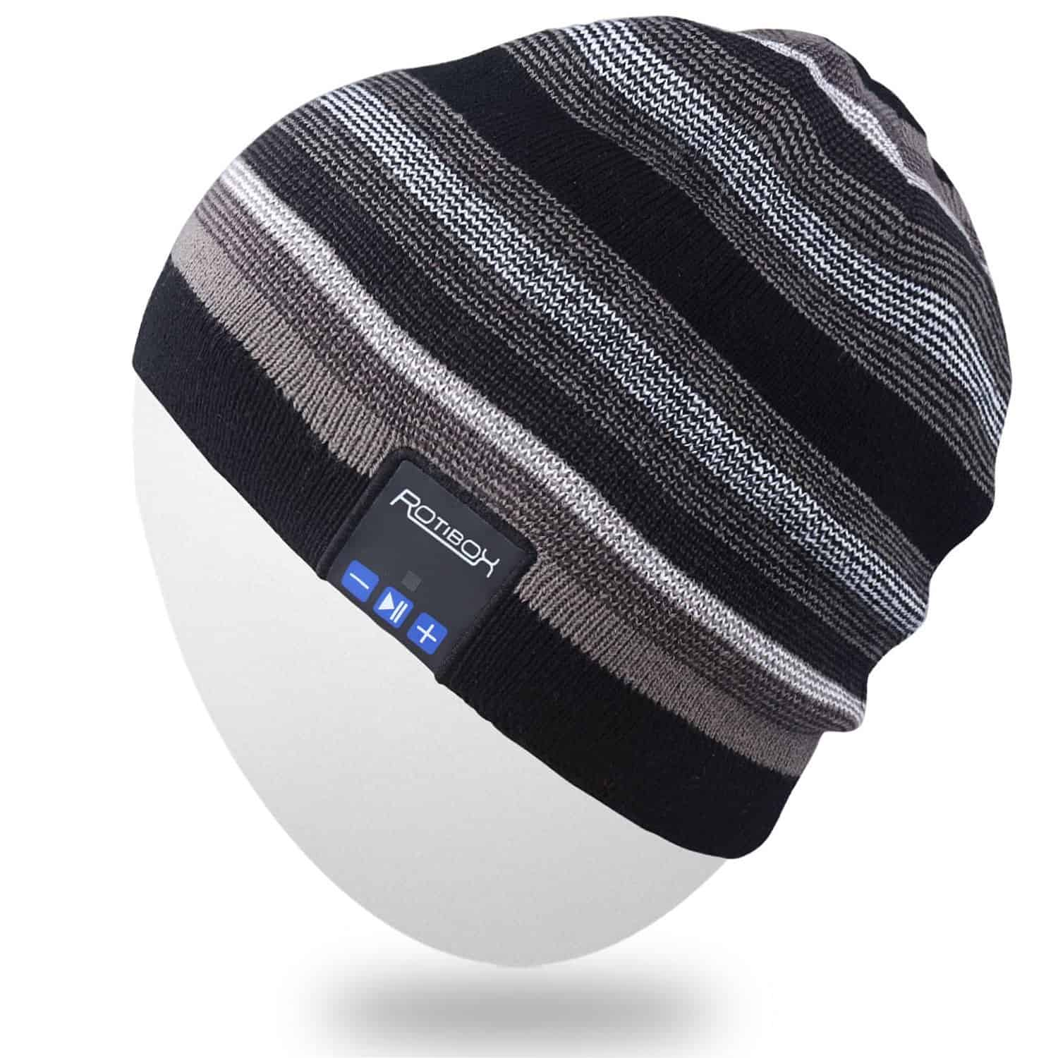 Best Snowboard Headphones - Rotibox Bluetooth Beanie ...