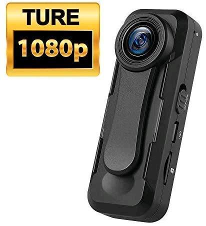 BOBLOV W1 True 1080P Small Body Camera