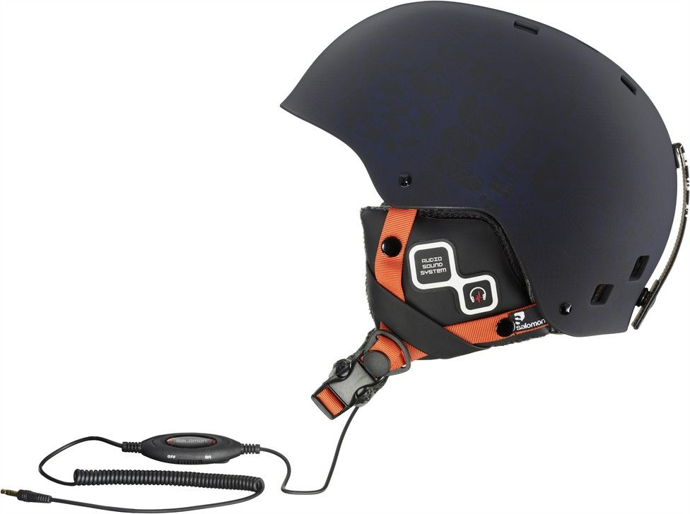 BRIGADE AUDIO - Freeski helmet - Helmets & Back ...