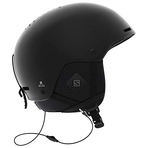 Brigade Audio Helmet - BLACK