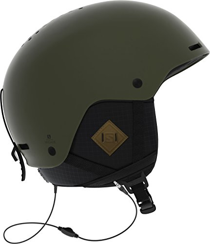 Brigade Audio Helmet - OLIVE NIGHT
