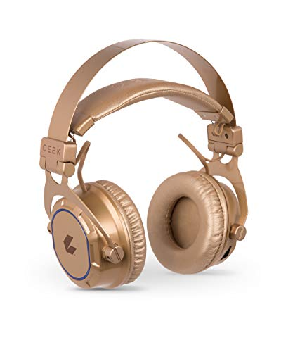 CEEK VR 360 Advanced Wireless Bluetooth Headphones - GOLD