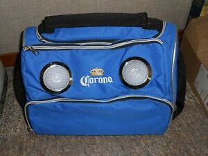 Corona Cooler Bag with removable Audio speakers with ...