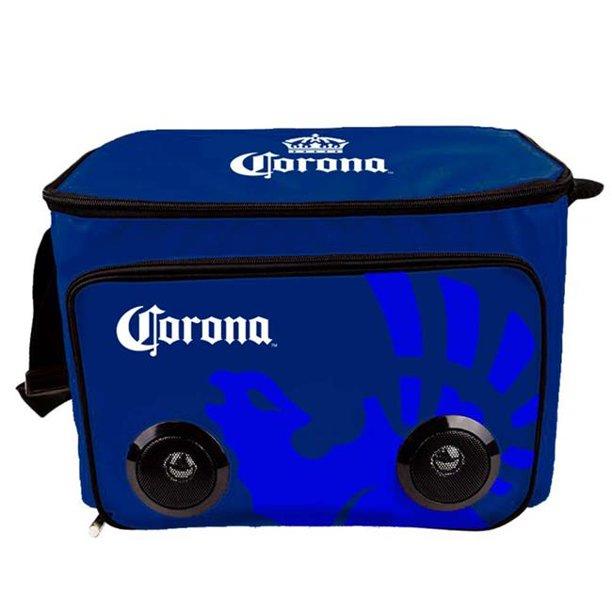 Corona Extra 48357 Corona Extra Corona Soft Cooler Bag with Built In Bluetooth Speakers