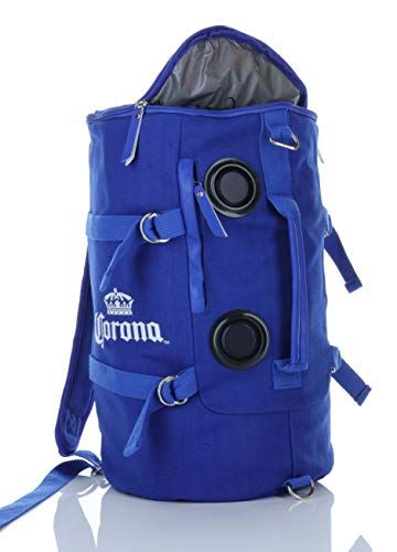 Corona Insulated Cooler Backpack with Built-in Bluetooth ...