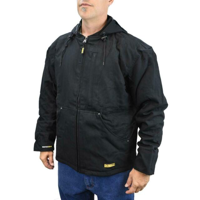 DEWALT DCHJ076ABD1-XL Heated Heavy Duty Work COAT, XL ...