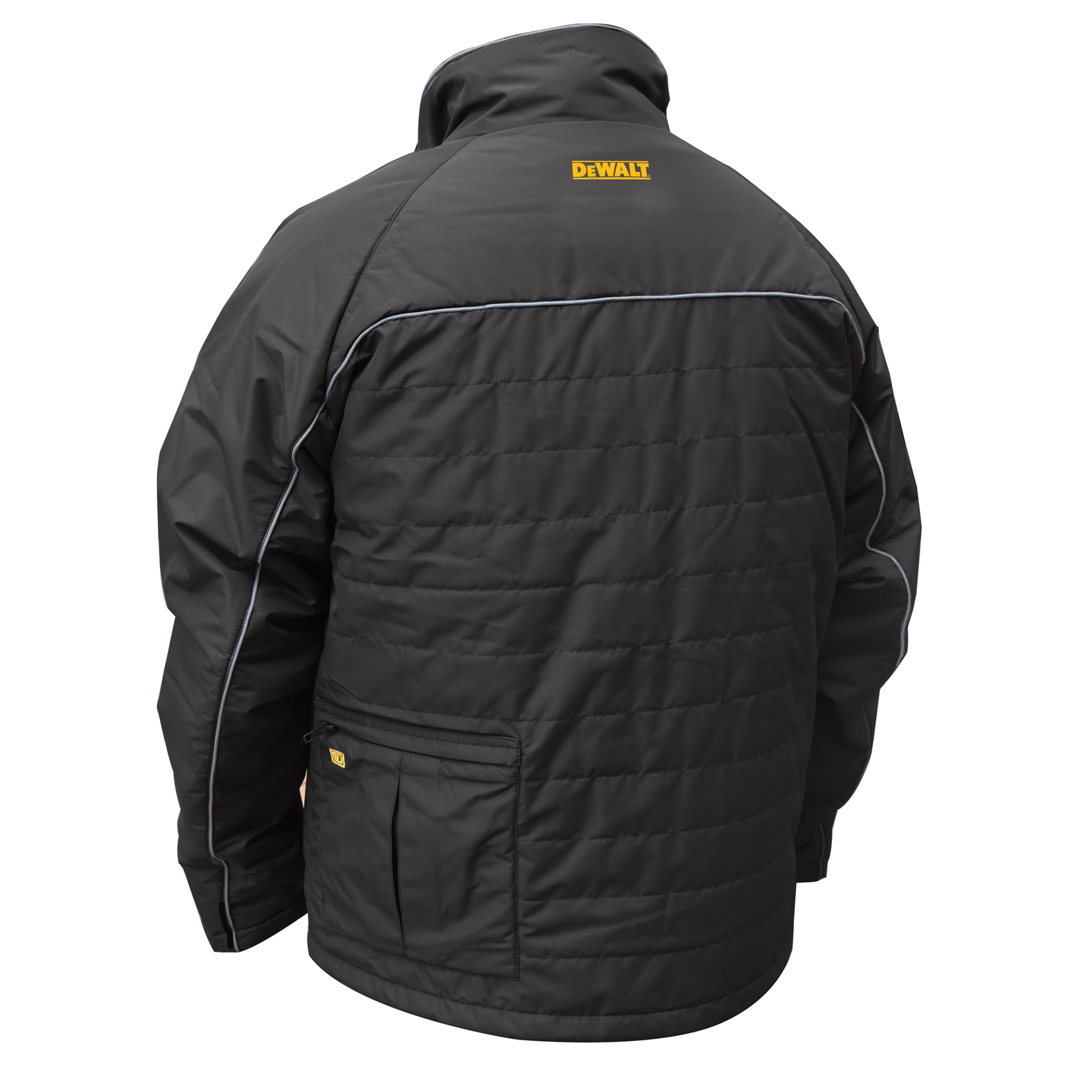 DeWalt DCHJ076B Heavy Duty Heated Work Jacket - Battery ...
