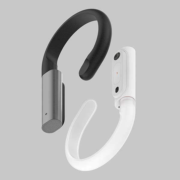 Duo Modular Bone Conduction Headphones with Fitness ...
