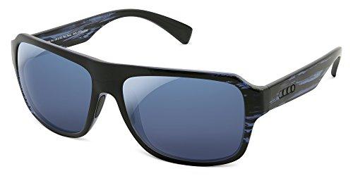 EnChroma (Northside) Color Blind Glasses- Outdoor (sunglasses), Ideal for deutan, protan color blindness (Blue Stream)