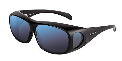 EnChroma Receptor Fitover - Color Blind Glasses - Outdoor Cx3 Sun Lens - Ideal for Red-Green Color Blindness