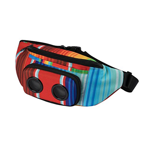 Fannypack with Speakers (Rainbow, 2021 Edition)