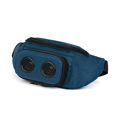 Fannypack with Speakers (Blue, 2021 Edition)