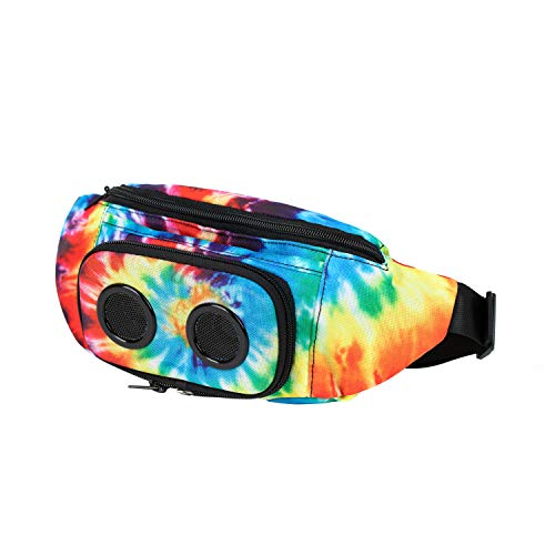 Fannypack with Speakers (Tie Dye, 2021 Edition)