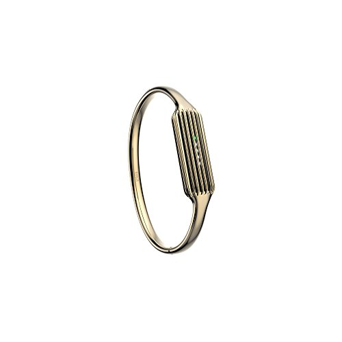 Fitbit Flex 2 Accessory Bangle, Gold, Large