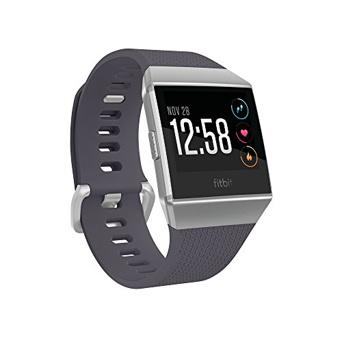 Fitbit Ionic - Blue-Gray/Silver