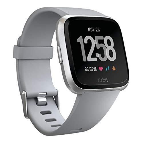 Fitbit Versa Smart Watch - GRAY/SILVER