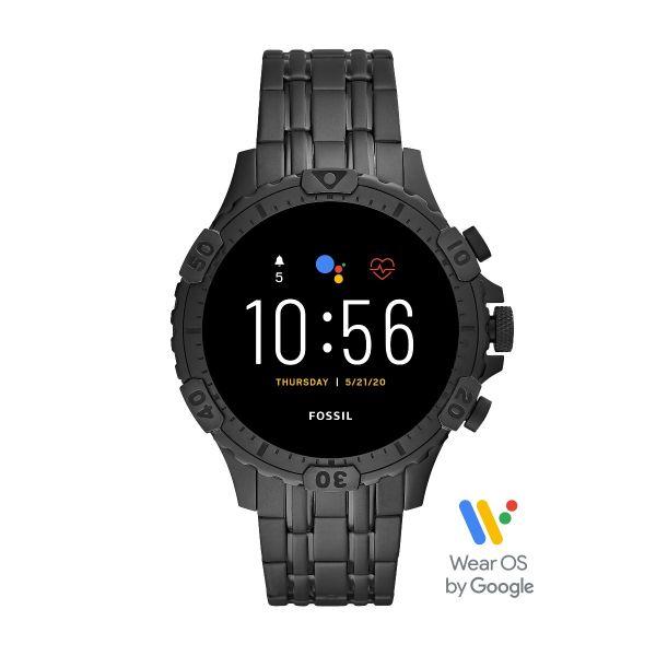 Fossil Men's Gen 5 Garrett HR Smartwatch - FTW4038