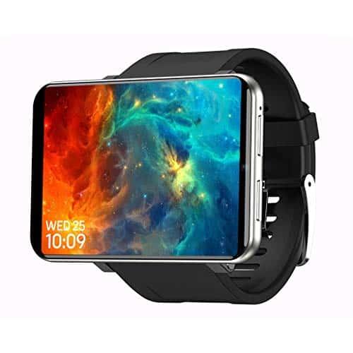 2.86 Inch Widescreen Smartphone Watch 4