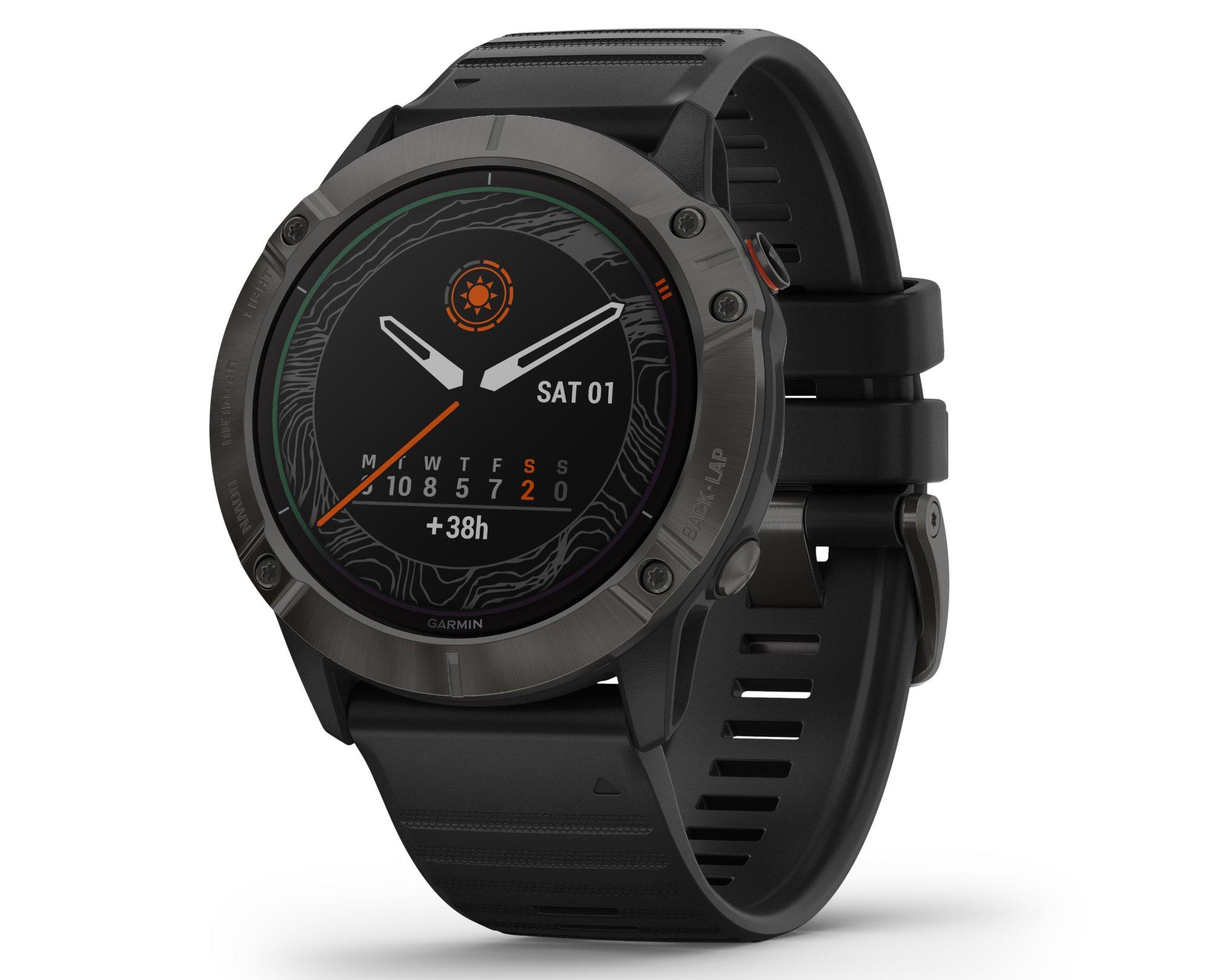 Garmin Fenix 6 Serie vorgestellt » GPS Radler
