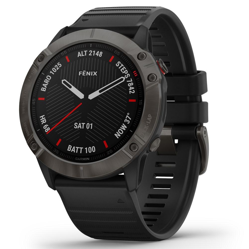 Garmin Fenix 6X - Pro Edition GPS Watch
