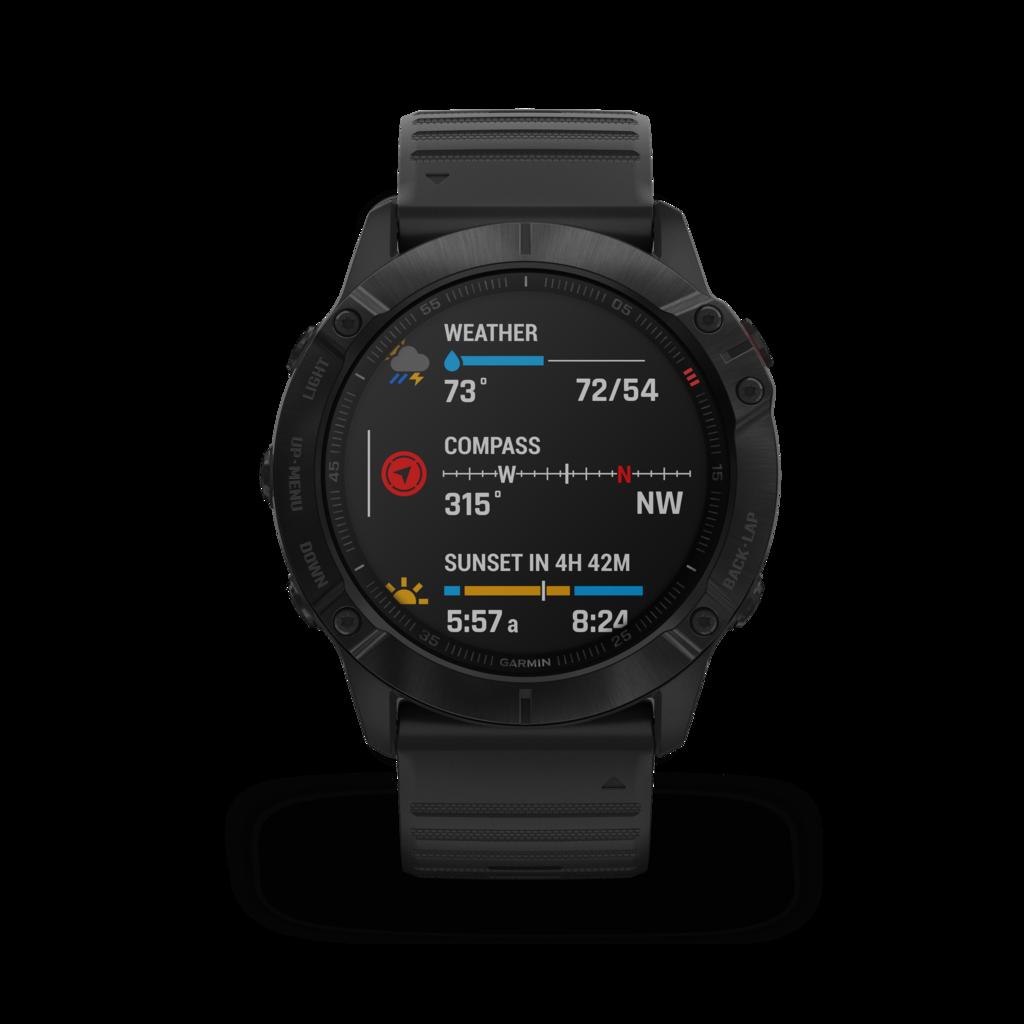 Garmin Fenix 6X Pro I Fenix 6X Sapphire GPS Multi Sport ...