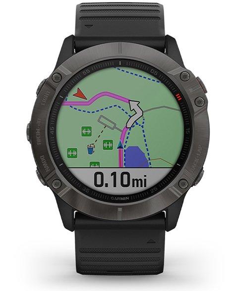 Garmin fenix® 6X - Pro & Sapphire Editions | GPS Smartwatch