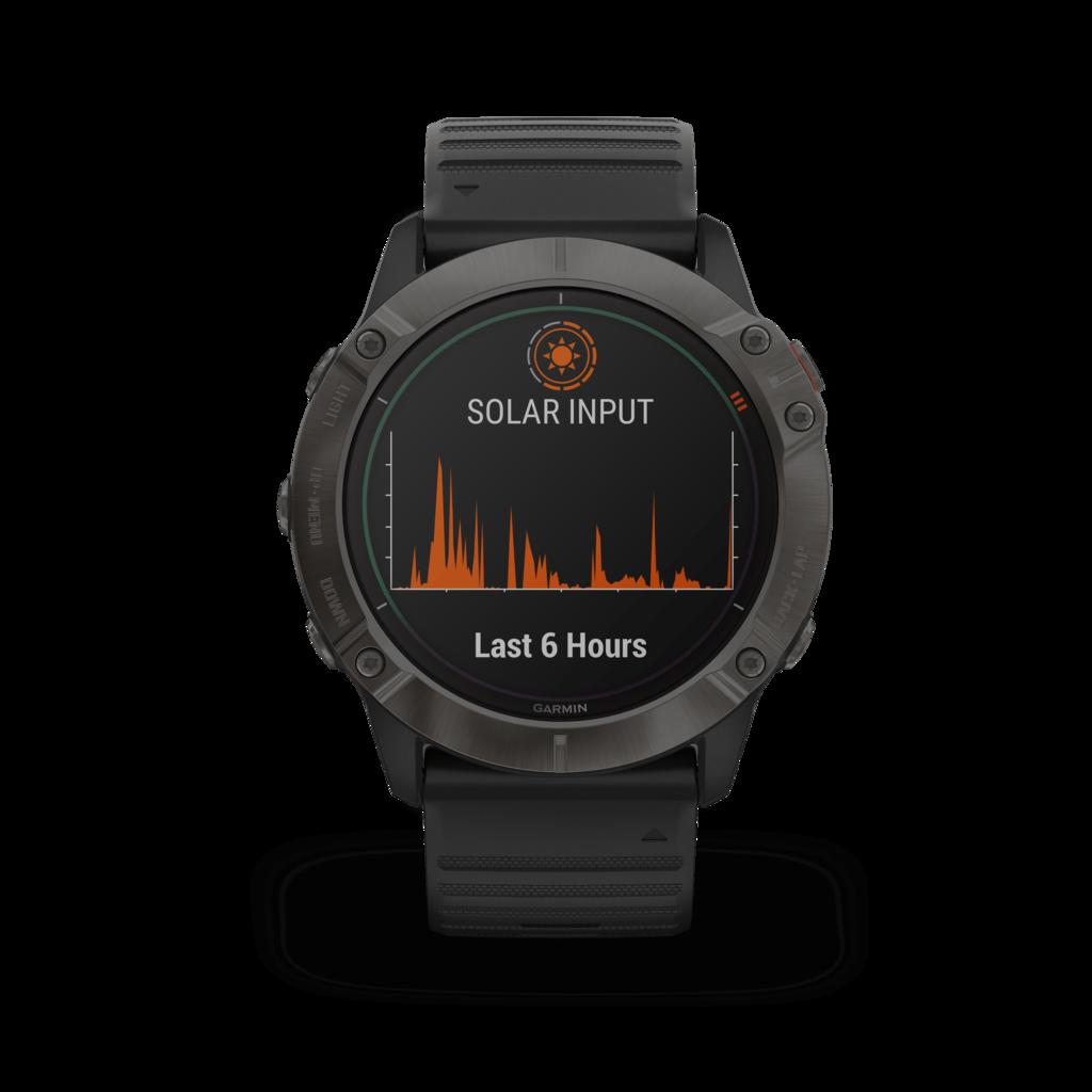 Garmin Fenix 6X Pro Solar GPS Multi Sport Watch ...