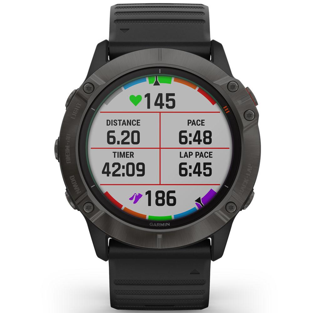 Garmin Fenix 6X - Pro Solor Edition GPS Watch