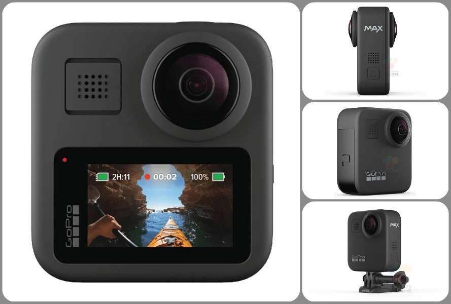 GoPro Max 360: Specifications, Example Videos & Overview