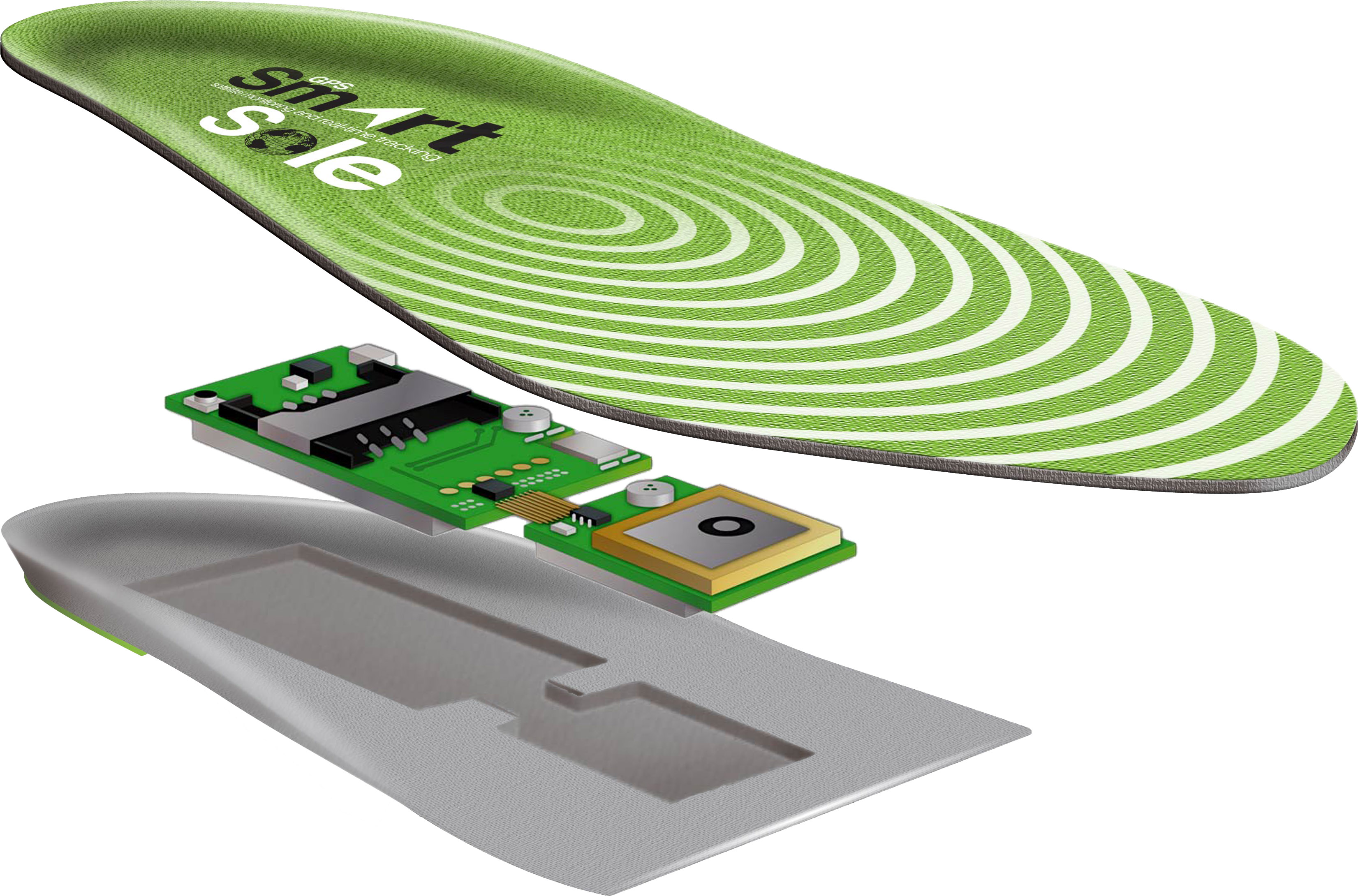 GPS SmartSole Gives Peace of Mind to Parents of Wanderers ...