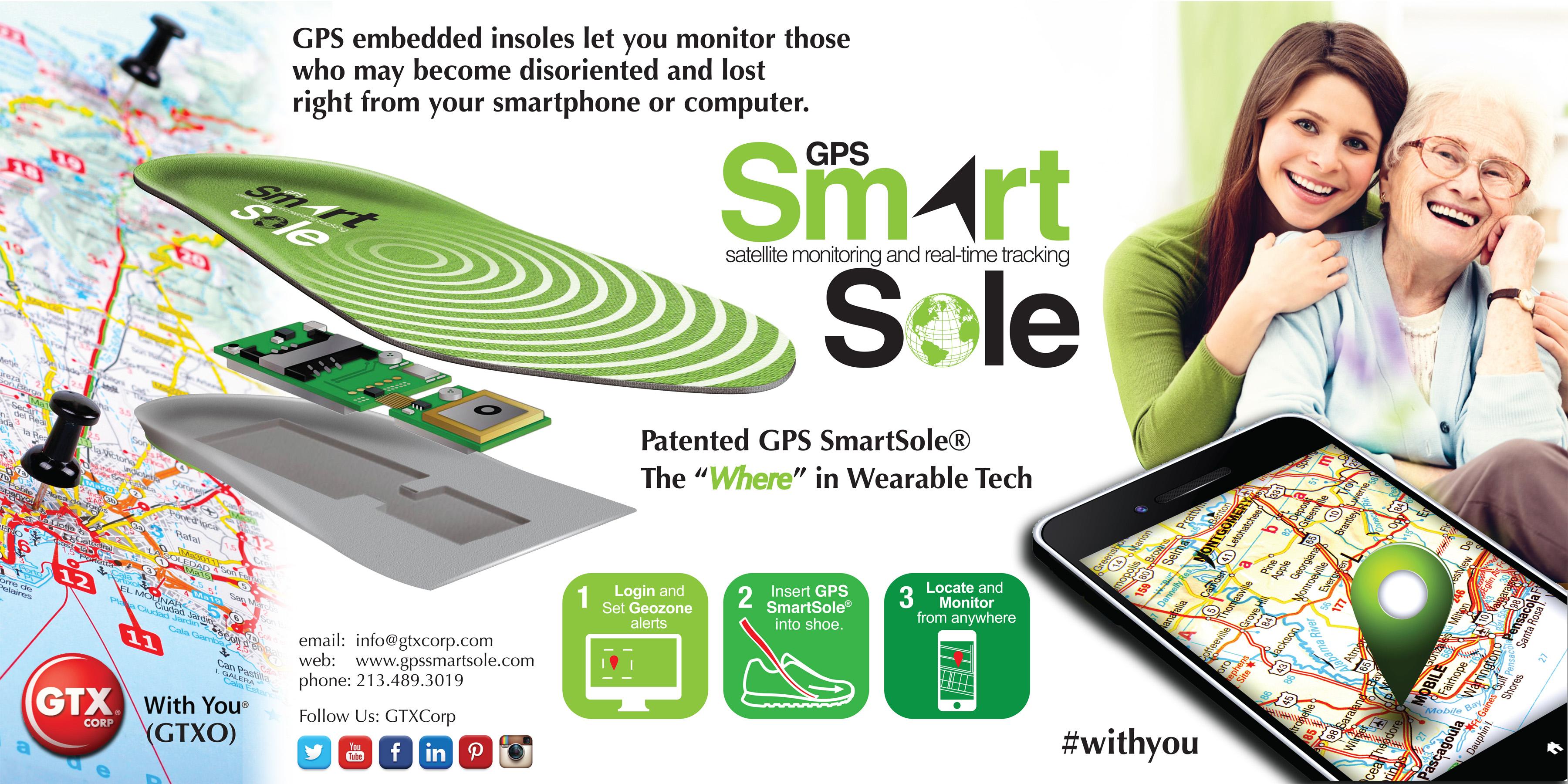 GPS SmartSole® GPS SmartSole Brochures